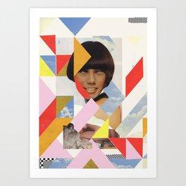 ODD 002 Art Print