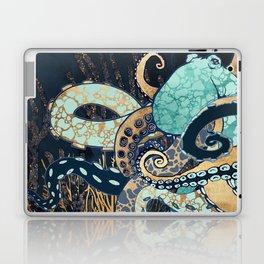 Metallic Octopus II Laptop & iPad Skin