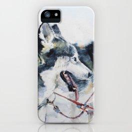 Huskies iPhone Case
