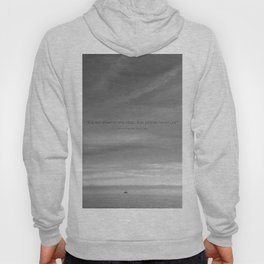True places never are [Moby Dick] Hoody