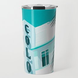 Colony Hotel Miami Beach Travel Mug