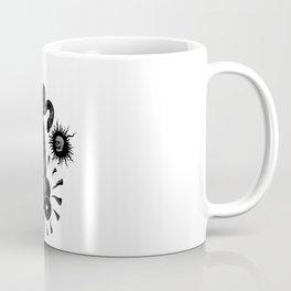 Skull, Snake, Night Coffee Mug