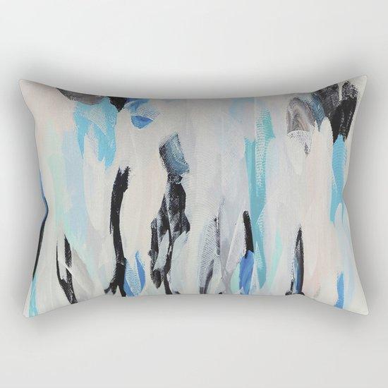 Abstract painting 131 Rectangular Pillow