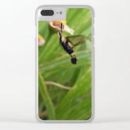 Bumble shrimp reprise Clear iPhone Case