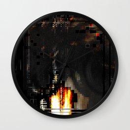 Gasmask Wall Clock