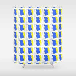 Tenerife Shower Curtains