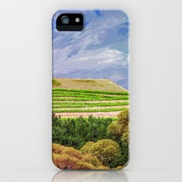Greener on the Other Side iPhone Case