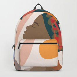 Women with the Turbans Backpack