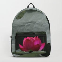 Nature's Pink Backpack