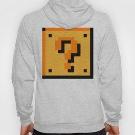 ?Question Mark block- Super Mario Bros. Hoody