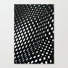 perforation Canvas Print