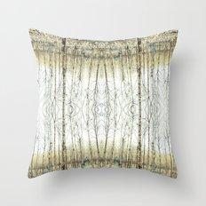 Winterbeach Throw Pillow