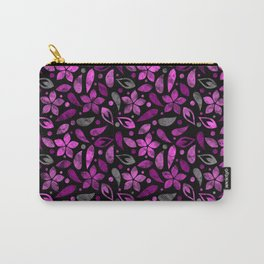 Lovely Floral Pattern ৬ Carry-All Pouch
