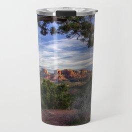 Red Rock Country - Arizona Travel Mug