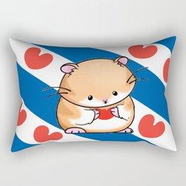 friese vlag Rectangular Pillow