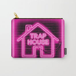 Trap House Neon Carry-All Pouch