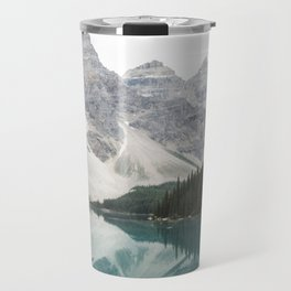 Moraine lake Travel Mug