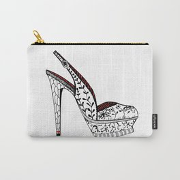Killer Shoe. Carry-All Pouch