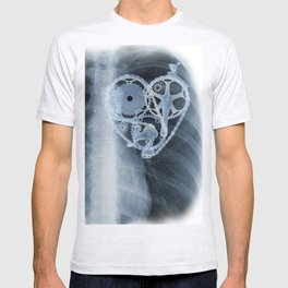 bike lover X-ray T-shirt