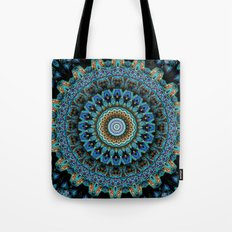 Spiral Eye Tote Bag