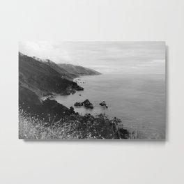 Big Sur - California Metal Print