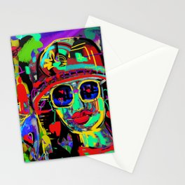 Mims is in love  Stationery Cards