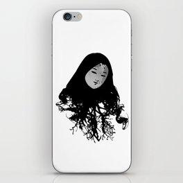 Enchanting Oriental Mood - Cool Vector Design iPhone Skin