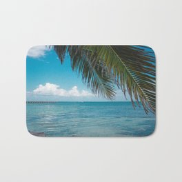 Palm Tree Life Bath Mat