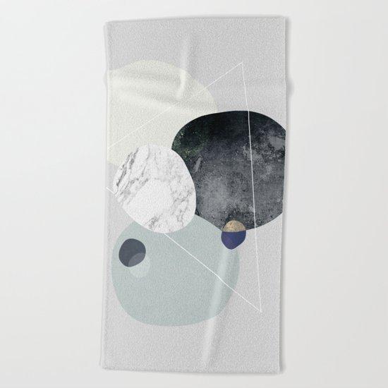 Graphic 89 Beach Towel