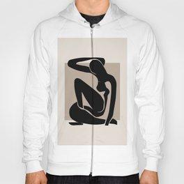 Matisse Print, Henri Matisse, Matisse Poster, Matisse Art,Matisse Cut Out, Fine Art Print, Female Nu Art Print Hoody