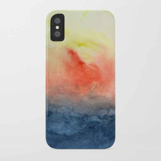 Brush Fire iPhone Case