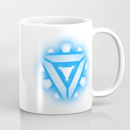 Iron Man: Arc Reactor Coffee Mug