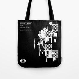 Baku World Chess Grand Prix 2014 Tote Bag