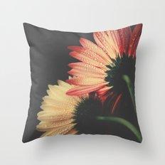 flowers III Throw Pillow