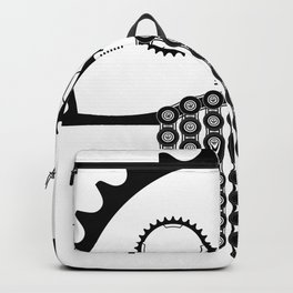 MTB Skull Backpack