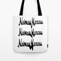 NM Drip (black only) Tote Bag