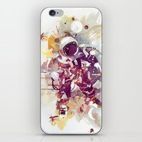 earthbound iPhone & iPod Skins featuring Summer Nights by Travis Clarke