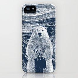 bear factor iPhone Case