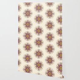 Sun Salutation Wallpaper