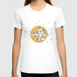 satellite T-shirt