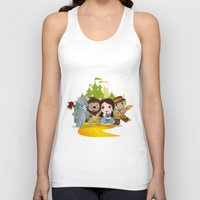 oz Tank Tops featuring Oz by 7pk2 online