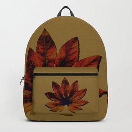 Fall Leaf Backpack