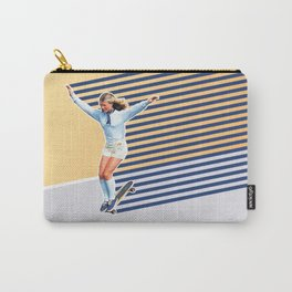 Skate Like a Girl 02 Carry-All Pouch