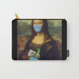 2020 Mona Lisa Carry-All Pouch