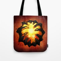 warcraft Tote Bags featuring Immortality! by Elvenwings