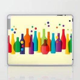 Colored bottles Laptop & iPad Skin