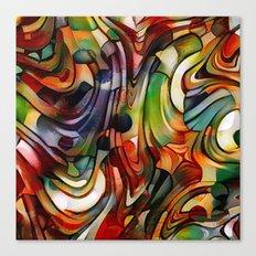 Astract Canvas Print