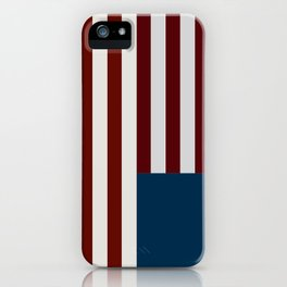 House of Cards - American Flag iPhone Case