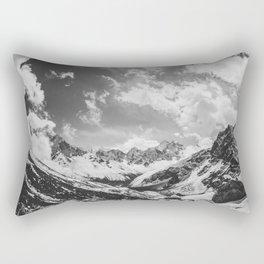 Everest base camp Rectangular Pillow