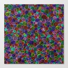 Do the Twist (jewel) Canvas Print